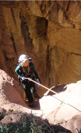 Melissa Philibeck - Archaeology Guide / Assistant Canyoneering Guide