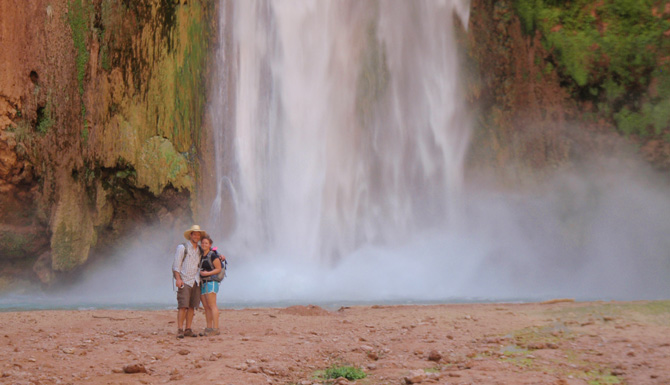 Havasupai Native Reservation, Arizona