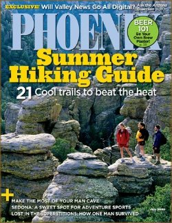 Phoenix Magazine: Summer Hiking Issue