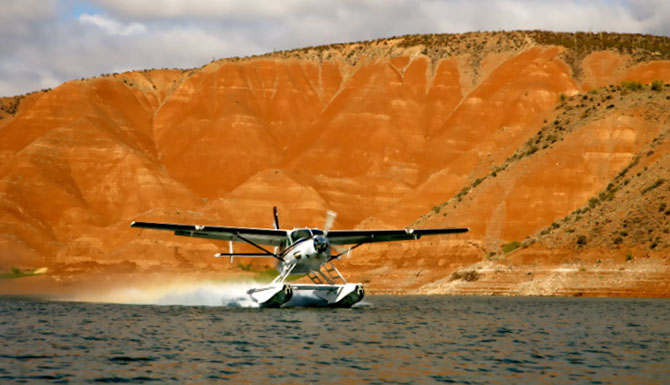 Seaplane Adventures - Roosevelt Lake, AZ